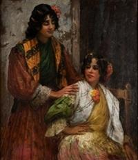 las dos gitanas by rigoberto soler [perez]
